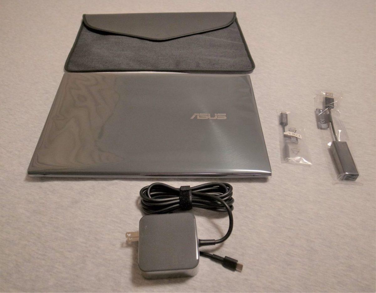ASUS ZenBook 14セット