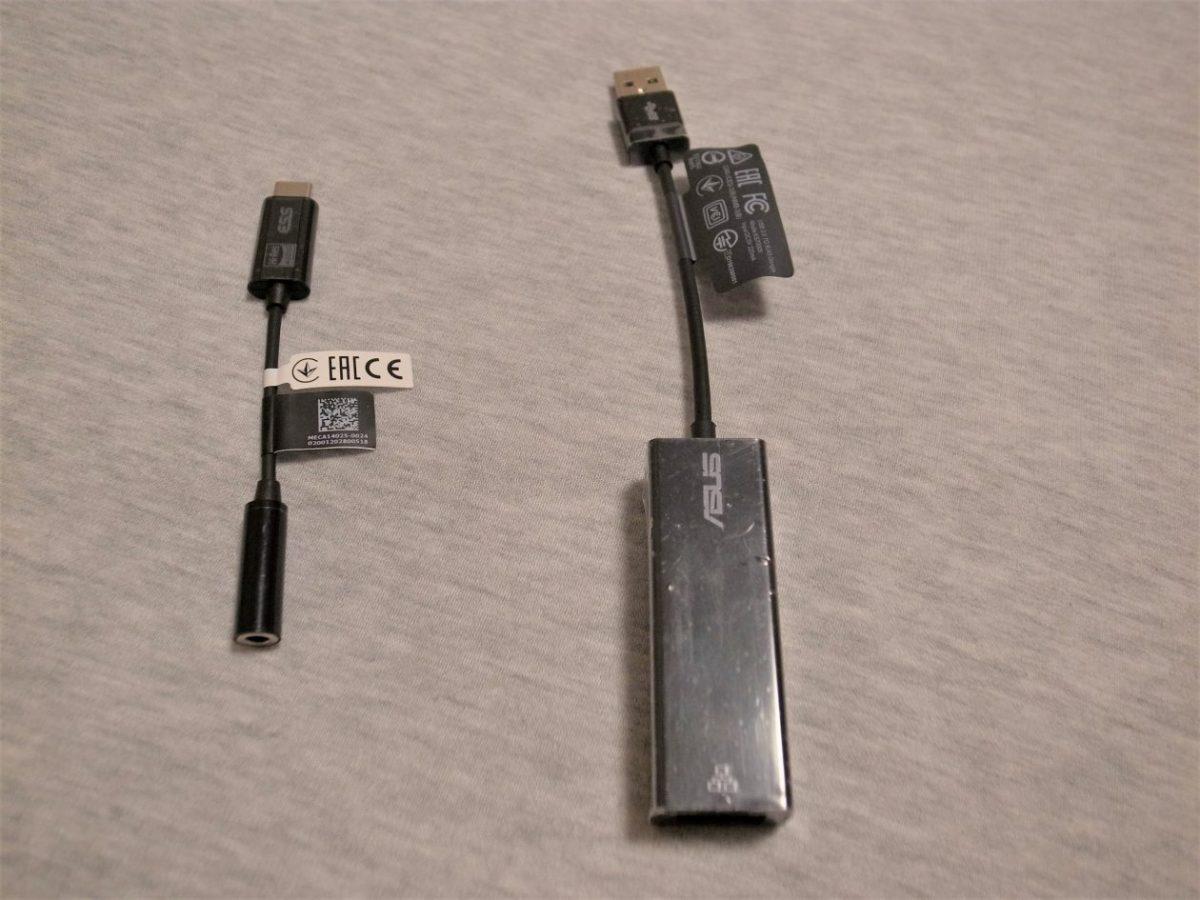 ASUS ZenBook 14セット2